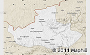 Classic Style Map of Badghis