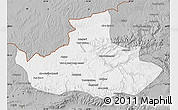 Gray Map of Badghis
