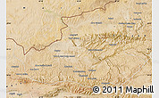 Satellite Map of Badghis