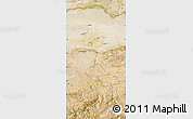 Satellite Map of Balkh
