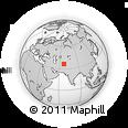 Outline Map of Balkh