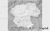 Gray 3D Map of Bamian