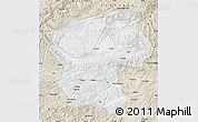 Classic Style Map of Bamian