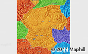 Political Map of Bamian