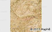 Satellite Map of Bamian