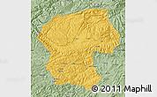 Savanna Style Map of Bamian