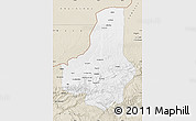 Classic Style Map of Faryab