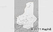 Gray Map of Faryab