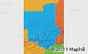 Political Map of Faryab