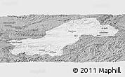 Gray Panoramic Map of Ghowr