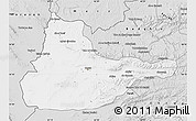 Silver Style Map of Herat
