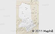 Classic Style 3D Map of Jowzjan