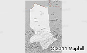 Gray 3D Map of Jowzjan