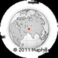 Outline Map of Jowzjan