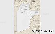 Classic Style Map of Kandahar
