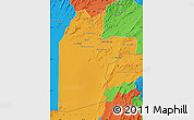 Political Map of Kandahar