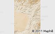 Satellite Map of Kandahar