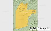 Savanna Style Map of Kandahar