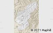 Classic Style Map of Kapisa