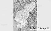 Gray Map of Kapisa