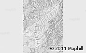 Silver Style Map of Kapisa