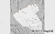 Gray Map of Konduz