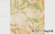 Satellite Map of Konduz