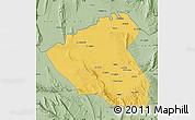 Savanna Style Map of Konduz