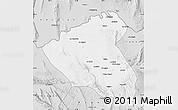 Silver Style Map of Konduz