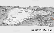 Gray Panoramic Map of Lowgar
