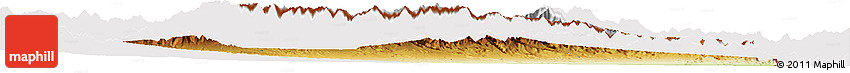 Physical Horizon Map of Nangarha, cropped outside