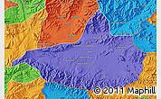 Political Map of Nangarha