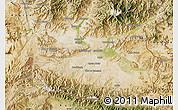 Satellite Map of Nangarha