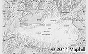 Silver Style Map of Nangarha