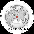 Outline Map of Nangarha