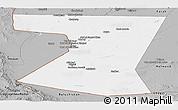Gray Panoramic Map of Nimruz
