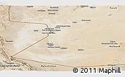 Satellite Panoramic Map of Nimruz