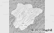 Gray Map of Oruzgan