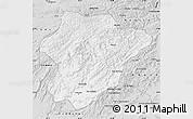Silver Style Map of Oruzgan