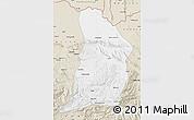 Classic Style Map of Samangan