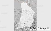 Gray Map of Samangan