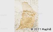 Satellite Map of Samangan, lighten