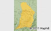 Savanna Style Map of Samangan