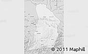 Silver Style Map of Samangan