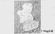 Gray 3D Map of Takhar