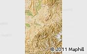 Satellite Map of Takhar