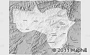 Gray 3D Map of Vardak