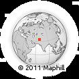 Outline Map of Vardak