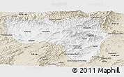 Classic Style Panoramic Map of Vardak