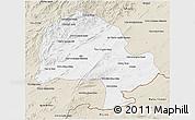 Classic Style 3D Map of Zabol